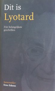 Dit is Lyotard1