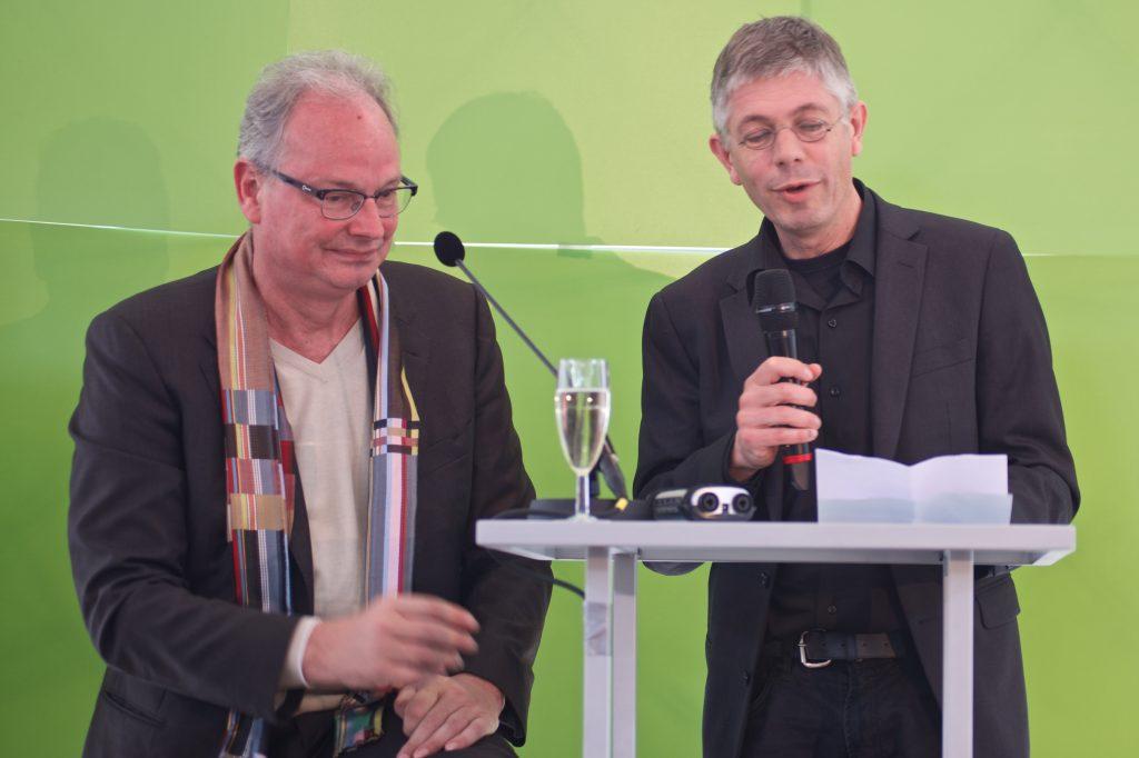 Gude, Rene en Erno Eskens 2013 (Paul Scheulderman)