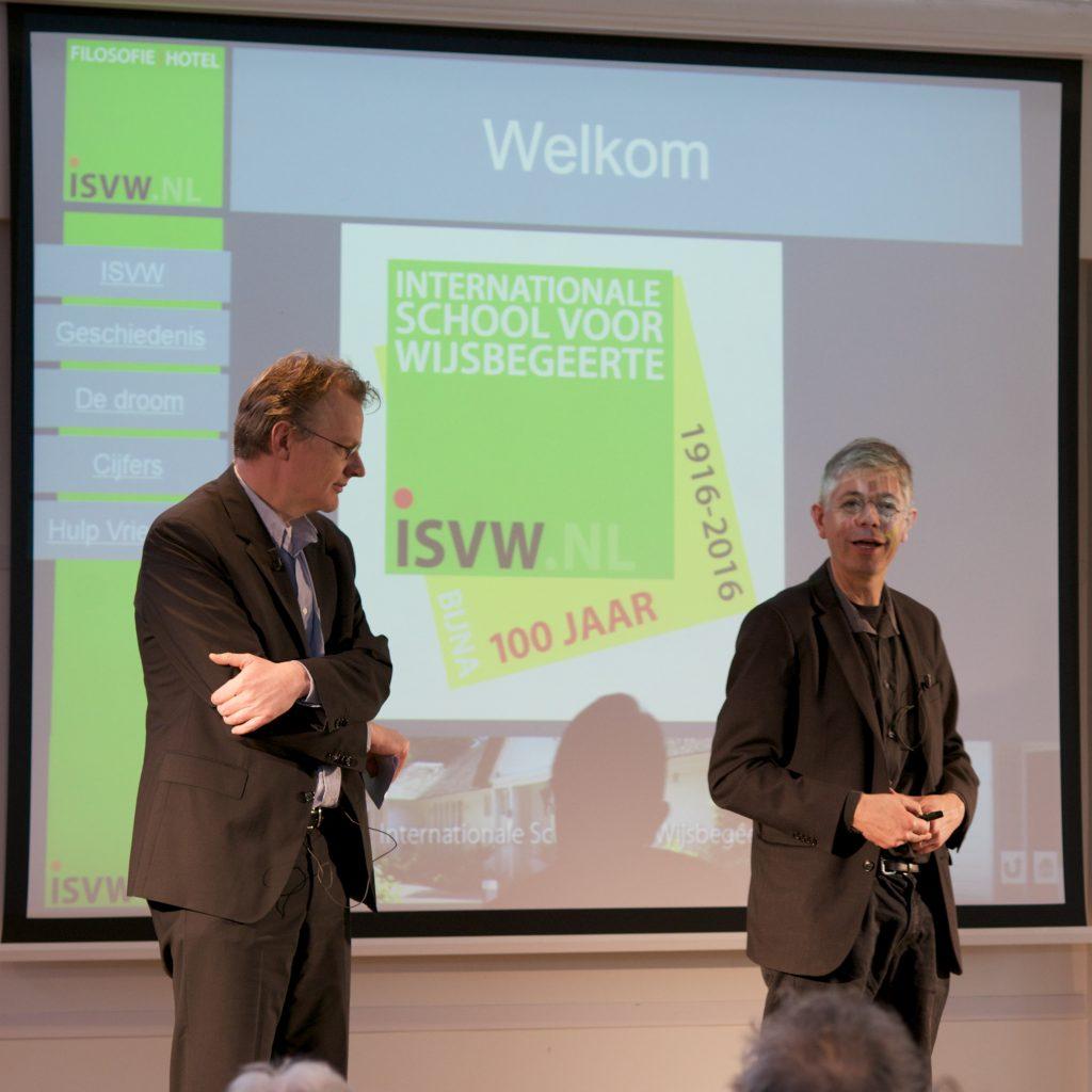 Hees, Martin van en Erno Eskens (2014) foto Paul Scheulderman