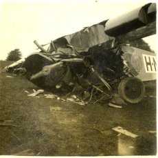Crash op de heide van Ermelo?