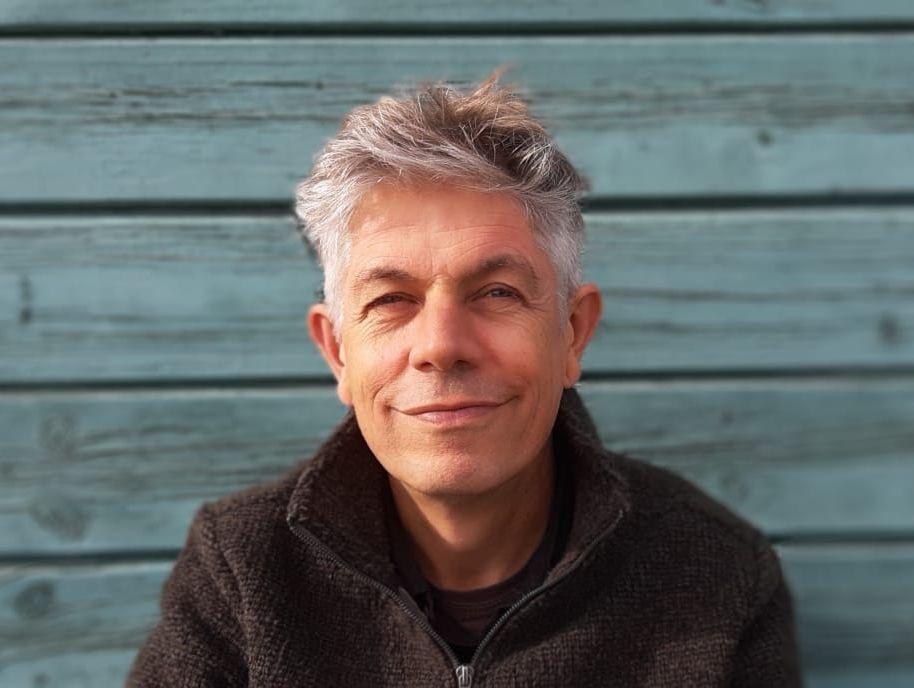 Erno Eskens (Foto Marthe Kerkwijk)